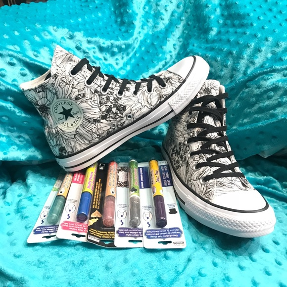 converse shoes make your own